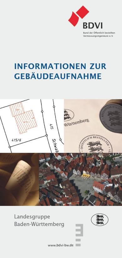Gebäudeaufnahme Informationen